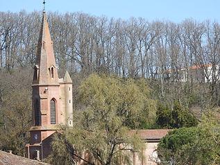 Lagrâce Dieu Eglise Saint Jean Baptiste