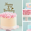 Thumbnail: Happy Birthday Age Card Topper