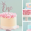 Thumbnail: Crown 'ONE' Card Cake Topper SALE 250gsm
