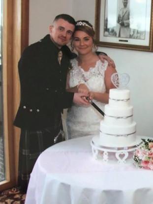 Mr & Mrs Sinclair