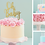 Thumbnail: 'Oh Baby' Card Cake Topper