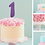 Thumbnail: Number Cake Topper SALE 250gsm