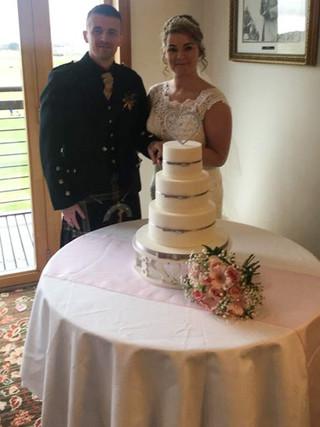 Mr & Mrs Sinclair Carnoustie Golf Club C