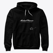 Lost Without You (Cover) premium pullover hoodie Michael Phoenix