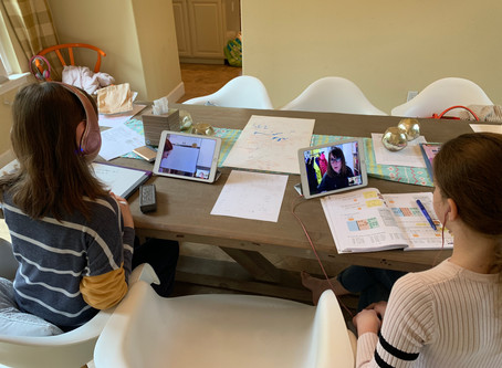Donum Dei Distance Education: A Day in the Life with Bridge Math