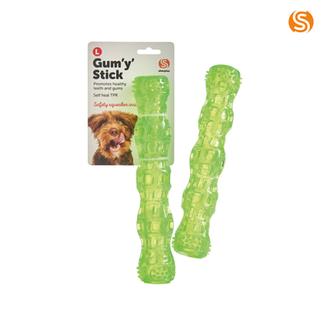 Gum 'y' Stick