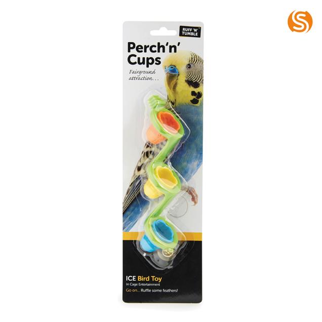 Perch 'N' Cups