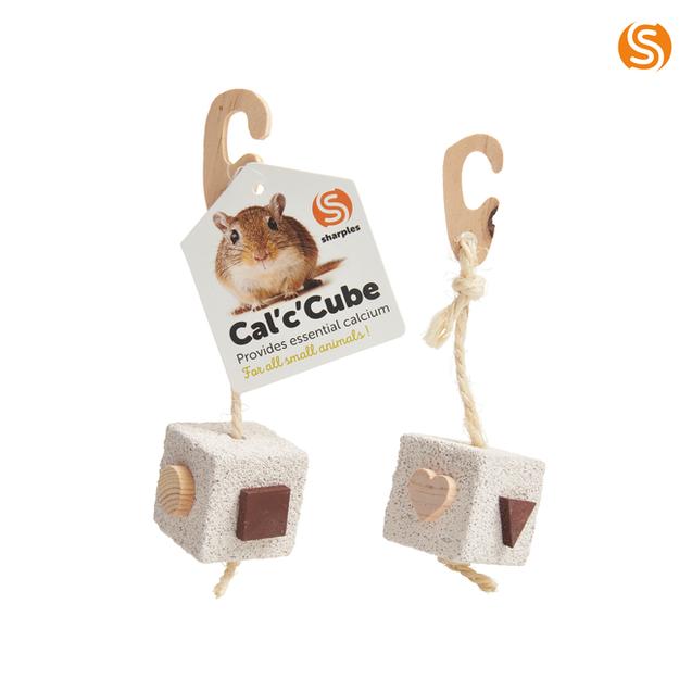 Cal 'c' Cube