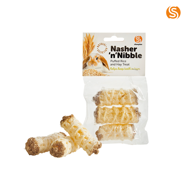 Nasher 'n' Nibble
