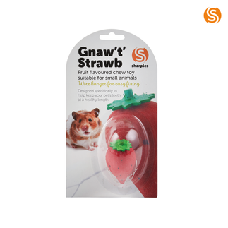 Gnaw 't' Strawberry