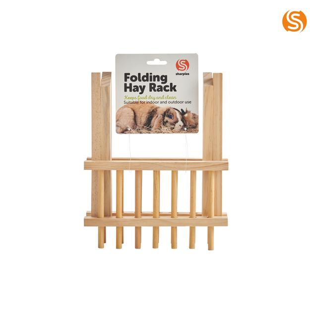 Folding Hay Stack