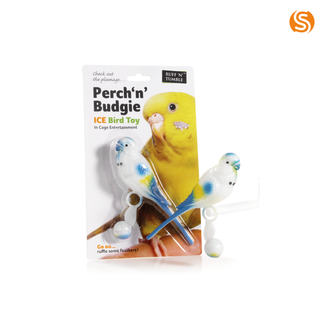 Perch 'N' Budgie