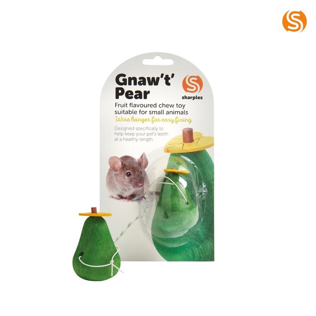 Gnaw 't' Pear