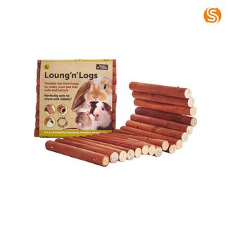 Loung 'n' Logs