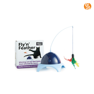 Fly 'N' Feather