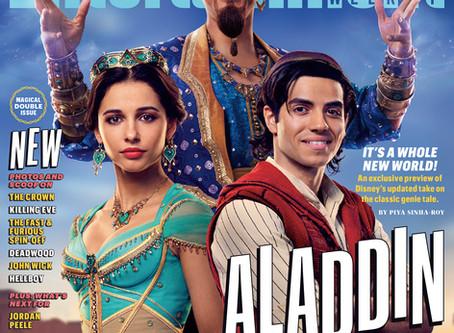 FIRST LOOK - Aladdin