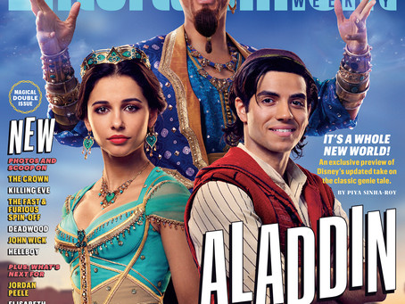 FIRST LOOK - Aladdin