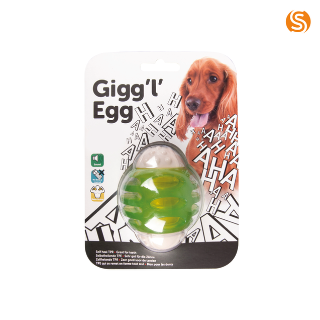 Gigg 'L' Egg TPR