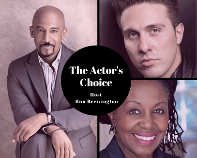 The Actor's Choice with montel williams.