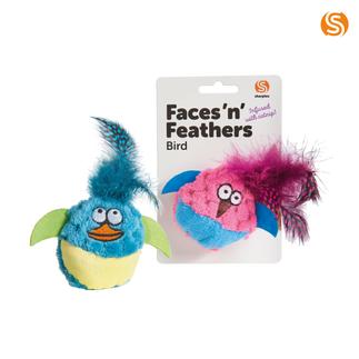 Face 'n' Feathers Bird
