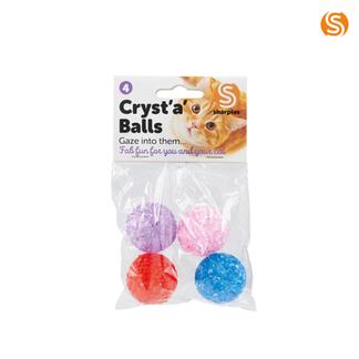 Cryst 'a' Balls