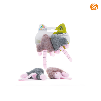 Rat Tails With Catnip