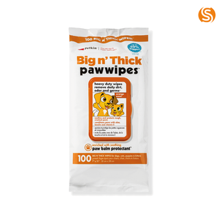 Big 'n' Thick pawwipes