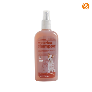 Waterless Shampoo