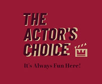 The Actors Choice new logo 9202020 - htt