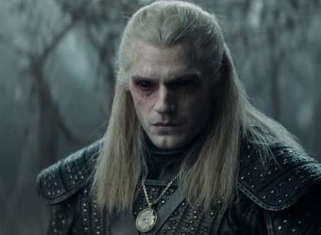 Henry Cavill Premieres Trailer for the New Netflix Series - The Witcher at Comic-Con