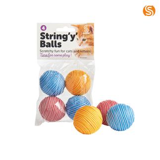 String 'y' Balls