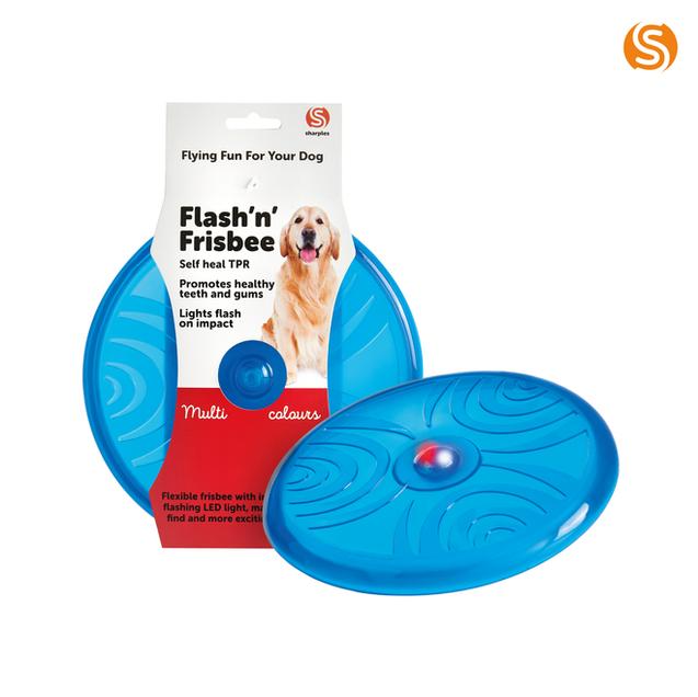 Flash 'n' Frisbee