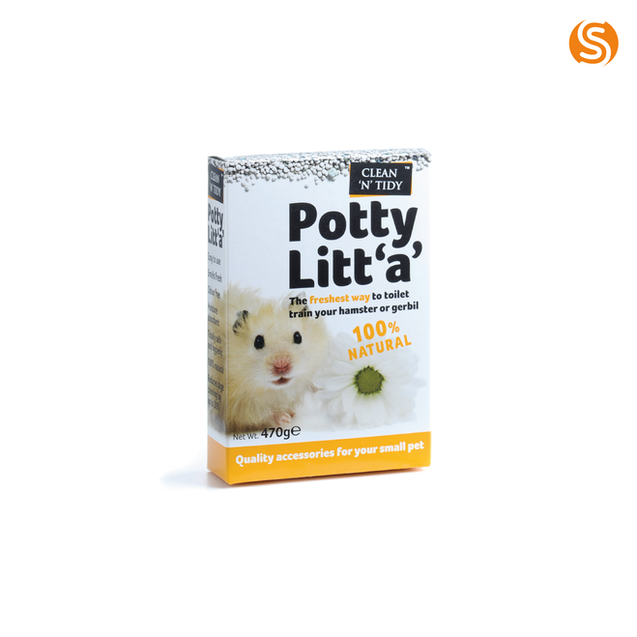 Potty Litt'a'