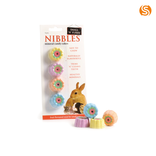 Nibbles Mineral Candy Cakes