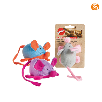 Rattle Clatter Mouse