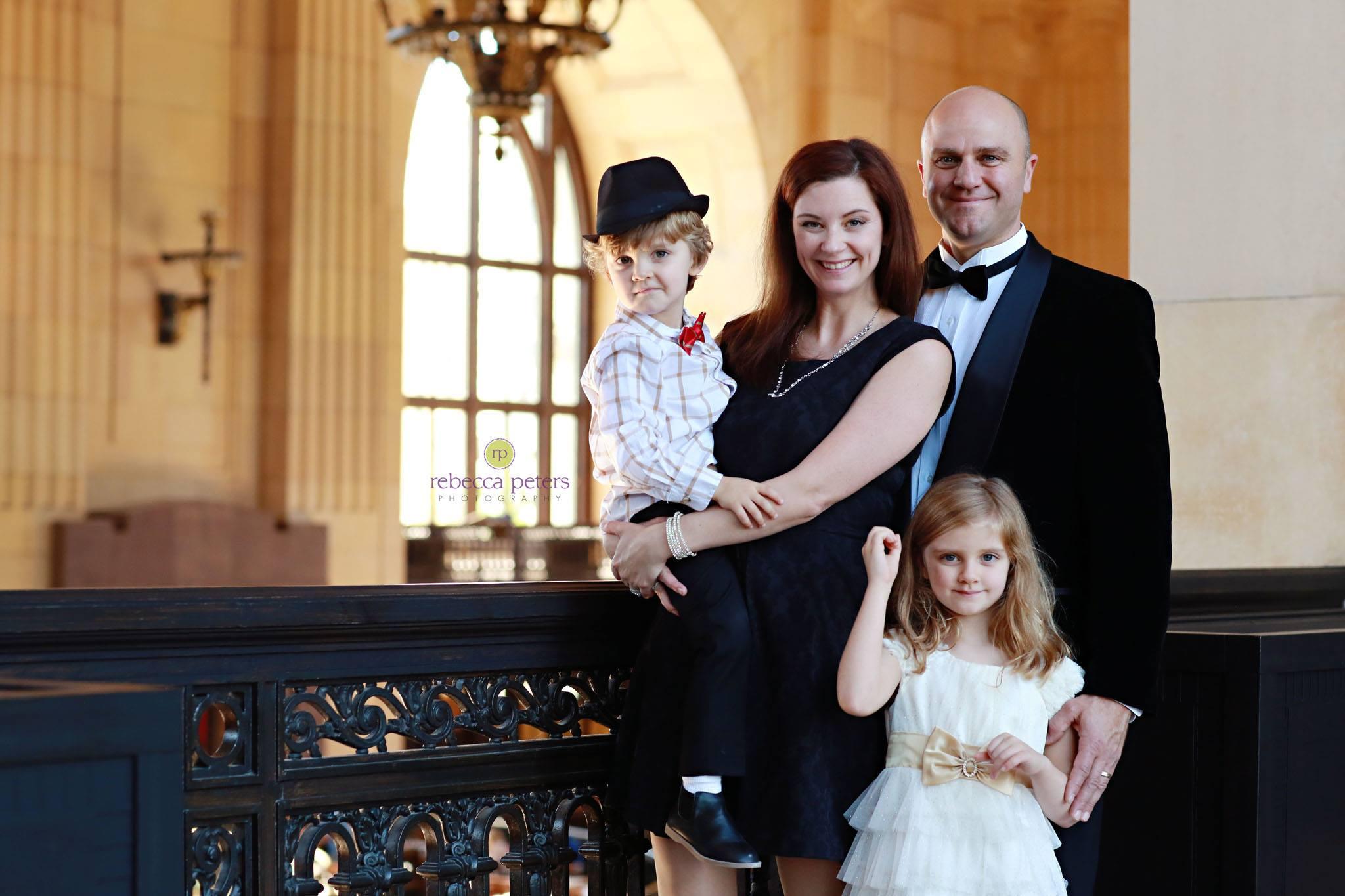 Dr. Mateo & Family