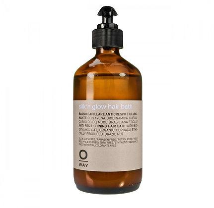 OWay SILK'N GLOW Hair Bath 240ml