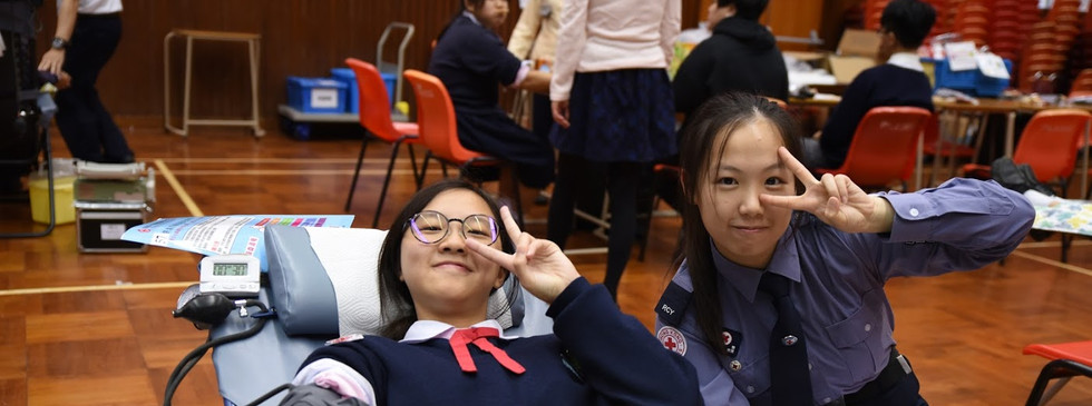 胡忠捐血日