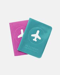 Cubiertas de pasaporte