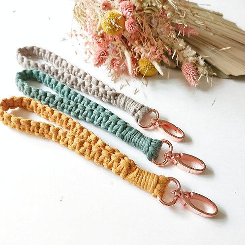 Porte clé bracelet