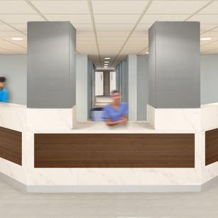 Mount Sinai Hospital Nurse Station