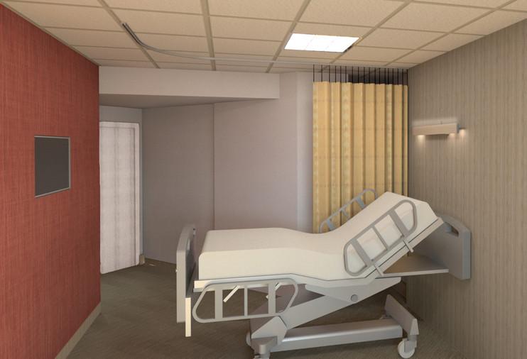 Patient Room Concept 2