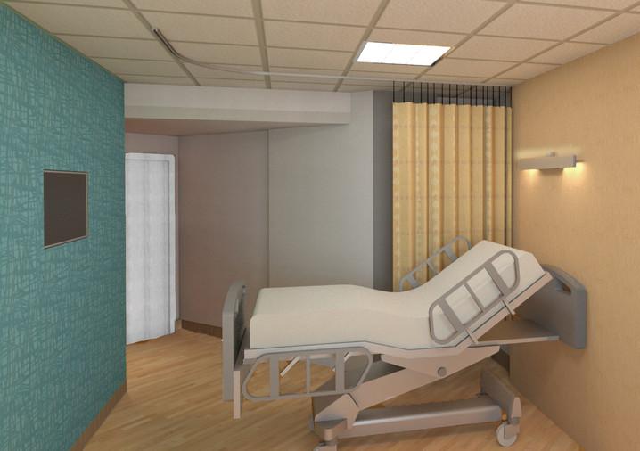 Patient Room Concept 1