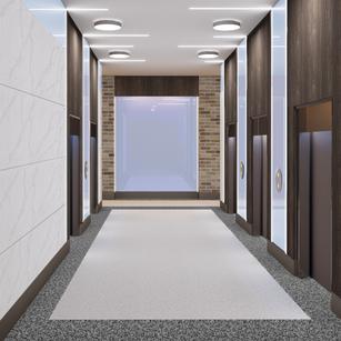 Mount Sinai Guggenheim Elevator Lobby