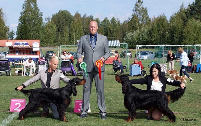 Riihimäki Nord dog show