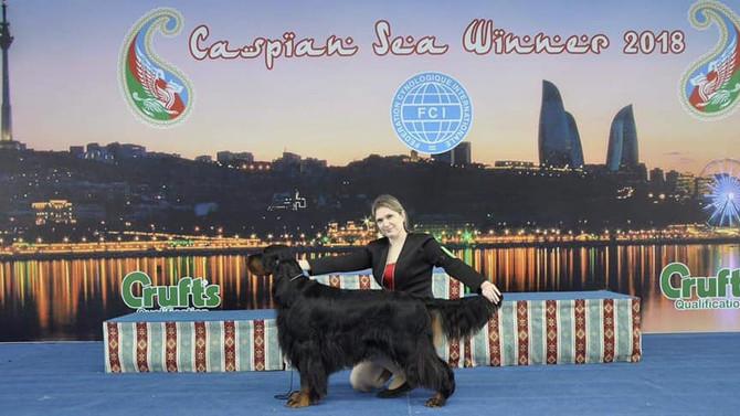 Baku, IDS Caspian Sea Winner -2018