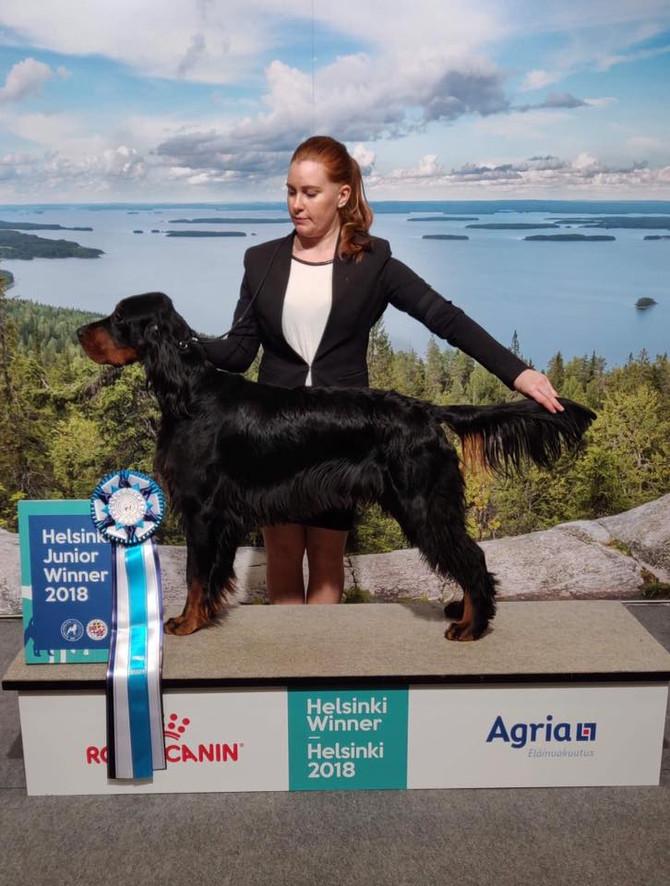 Helsinki Junior Winner