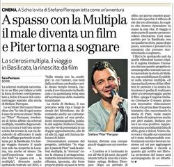 Articolo del Giornale di Vicenza