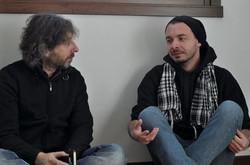 Giuliano Cremasco e Stefano.Piter