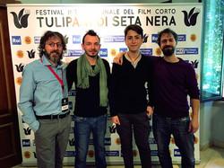 Giuliano, Piter, Gabriel, Niccolò